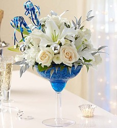 Cheers to the New Year From Stellar, your flower shop in Sylvania, OH