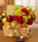 Fruitful Gatherings From Stellar, your flower shop in Sylvania, OH