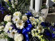 Double Expression of Remembrance From Stellar, your flower shop in Sylvania, OH