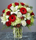Garden of Grandeur Holiday From Stellar, your flower shop in Sylvania, OH