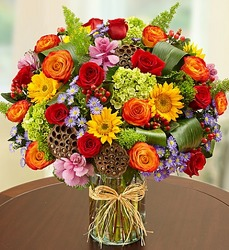 Garden of Grandeur for Fall From Stellar, your flower shop in Sylvania, OH