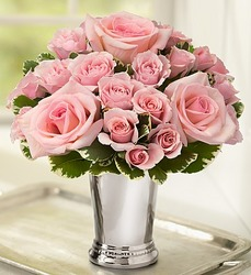 Julep Cup Bouquet From Stellar, your flower shop in Sylvania, OH