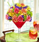 Sangria Bouquet From Ka'bloom, your flower shop in Sylvania, OH