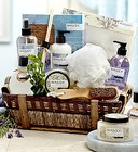 Lovely Lavender Gift Basket From Stellar, your flower shop in Sylvania, OH
