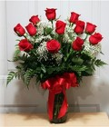12 red roses From Stellar, your flower shop in Sylvania, OH