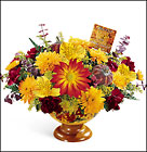 FTD Autumn Splendor Bouquet From Stellar, your flower shop in Sylvania, OH