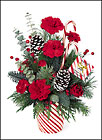 FTD Christmas Cheer Bouquet From Stellar, your flower shop in Sylvania, OH