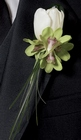 Butterfly Kisses Boutonniere From Stellar, your flower shop in Sylvania, OH