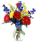 FTD Burst of Color Bouquet From Stellar, your flower shop in Sylvania, OH