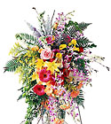 FTD All Things Bright Spray Easel From Stellar, your flower shop in Sylvania, OH