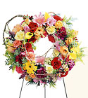 FTD Ring of Friendship Wreath From Stellar, your flower shop in Sylvania, OH