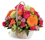 Summer in the Park Basket From Stellar, your flower shop in Sylvania, OH