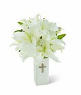 The FTD Faithful Blessings™ Bouquet From Stellar, your flower shop in Sylvania, OH