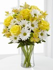 The FTD Sunny Sentiments Bouquet