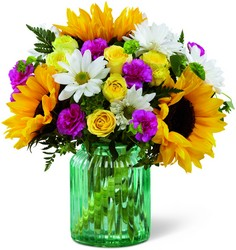 Sunlit Meadows Bouquet by Better Homes and Gardens From Stellar, your flower shop in Sylvania, OH