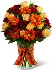 The FTD Golden Autumn Bouquet From Stellar, your flower shop in Sylvania, OH