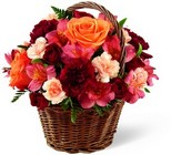 The FTD Autumn Treasures Bouquet From Stellar, your flower shop in Sylvania, OH