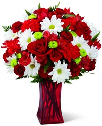 Cherry Sweet Bouquet From Stellar, your flower shop in Sylvania, OH