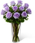 The FTD Lavender Rose Bouquet From Stellar, your flower shop in Sylvania, OH