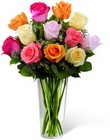 The FTD Graceful Grandeur Rose Bouquet  From Stellar, your flower shop in Sylvania, OH