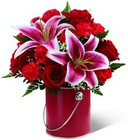 The FTD Color Your Day With Radiance Bouquet  From Stellar, your flower shop in Sylvania, OH