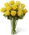 The FTD Yellow Rose Bouquet From Stellar, your flower shop in Sylvania, OH