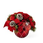 The FTD Making Spirits Bright Bouquet