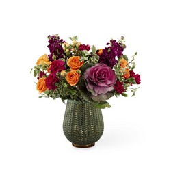 The FTD Autumn Harvest Bouquet From Stellar, your flower shop in Sylvania, OH