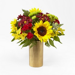 Shades of Autumn Bouquet From Stellar, your flower shop in Sylvania, OH