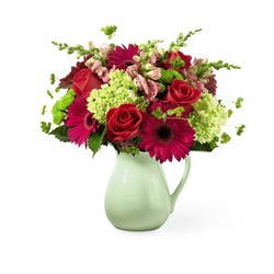 The FTD Sweet as Watermelon Bouquet From Stellar, your flower shop in Sylvania, OH