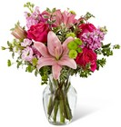 The FTD Pink Posh Bouquet From Stellar, your flower shop in Sylvania, OH