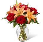 The FTD Fall Fire Bouquet From Stellar, your flower shop in Sylvania, OH