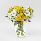 Sunny Sentiments Bouquet From Stellar, your flower shop in Sylvania, OH
