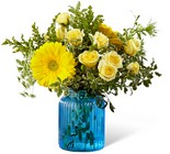 The FTD Something Blue Bouquet by Better Homes and Gardens From Stellar, your flower shop in Sylvania, OH