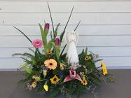 Angel in the garden From Stellar, your flower shop in Sylvania, OH