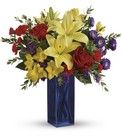 Flying Colors Bouquet From Stellar, your flower shop in Sylvania, OH
