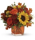 Teleflora's Hello Autumn Bouquet From Stellar, your flower shop in Sylvania, OH