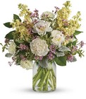 Serene Spring Peony Bouquet From Stellar, your flower shop in Sylvania, OH